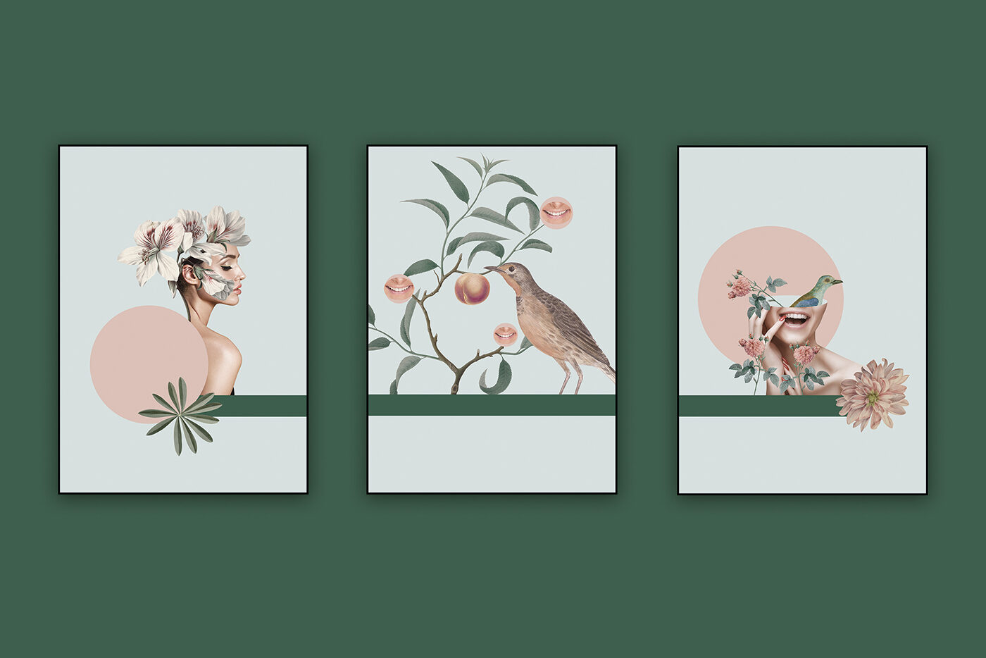Plakaty do gabinetu stomatologicznego